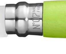 Opinel No. 07 Mon Premier - Zakmes - RVS - Rond - 170 mm - Groen